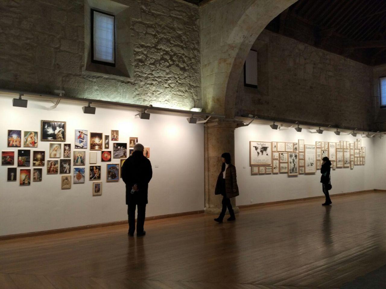 Resultado de imagen de Profesionales de toda España se reúnen en el Musac para analizar el 'correo' de arte
